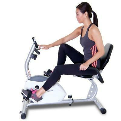 Recumbent Fitness Gym Home Workout Trainer