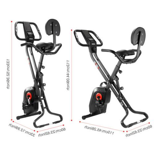 Folding Resistance Cycling Cardio Bicycle Home