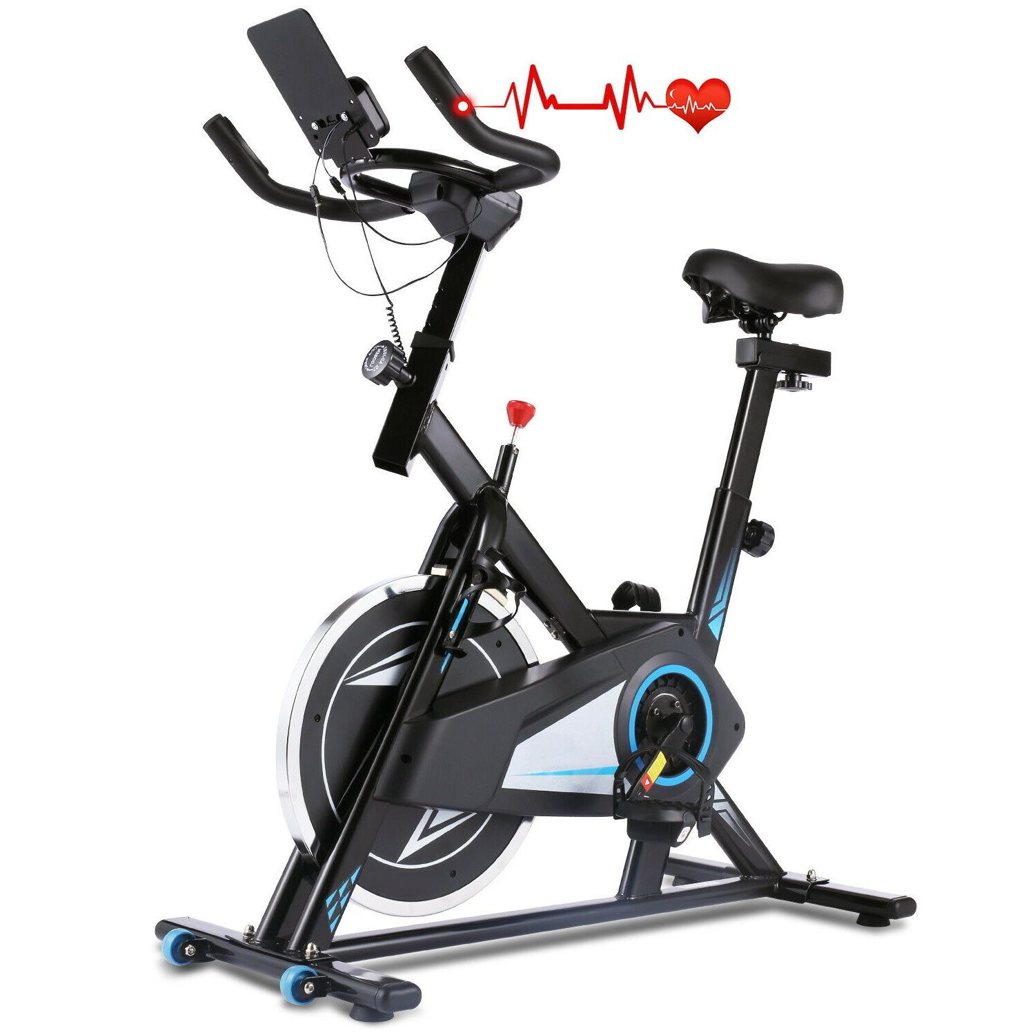 ANCHEER Stationary Indoor Cycling Bike Drive