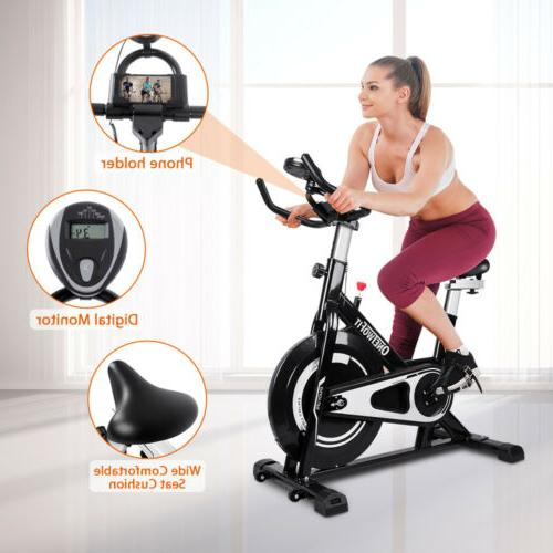 Stationary Exercise Cycling Fitness Cardio