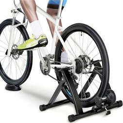 Magnetic Bike Bicycle Trainer Indoor Stationary Exercise Sta