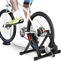 6 Level Magnetic Exercise Bike Bicycle Trainer Stand Indoor