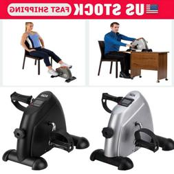 Mini Exercise Bike Desk Pedal Bicycle for Leg and Arm Cyclin