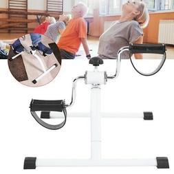Mini Exercise Cycle Bike Arm Leg Hand Foot Pedal Exerciser E