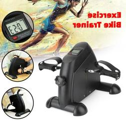 Mini Pedal Stepper Bike Feet Hand Cycling Fitness Exercise T