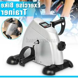 Mini Pedal Stepper Exerciser Bike Leg Cycle Physical Therapy