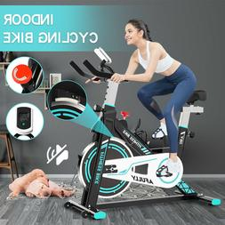 Pooboo Indoor Exercise Bike Stationary Cycling Bicycle Cardi