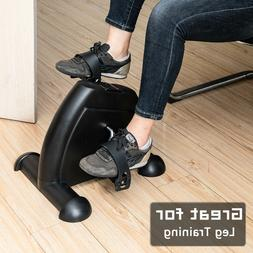 Portable Exercise Bike Pedals Stable Mini Floor Foot Pedal -