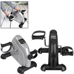 Portable Mini Exercise Bike Cycle Hand Foot Pedal LCD Displa