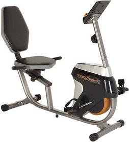 RECUMBENT EXERCISE BIKE Fitness Cardio Lose Weight Workout G