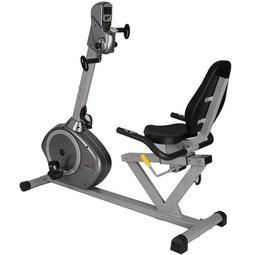 Recumbent Exercise Bike Stationary With Arm Excersize Magnet