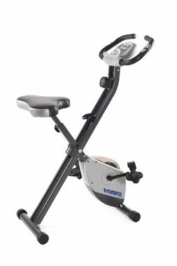 Indoor Exercise Bike with Heart Rate Sensors and Extra Wide