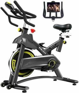 Cyclace Stationary Exercise Bike Cardio Indoor Cycling Bicyc