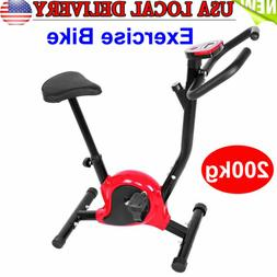 Stationary Exercise Bike Cycling Adjustable Seat Bicycle Car