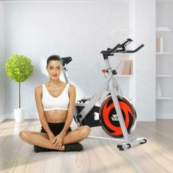 Sunny Health & Fitness Pro Bicycle Home Indoor Exercise Cycl